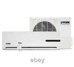 Thermopompe Air Conditionné Sans Conduit 12 000 Btu, Mini Split 220v 1 Tonne Avec Kit
