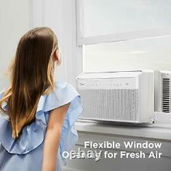 U Inverter Window Air Conditioner 10,000btu, U-shaped Ac Avec Open 10000 Btu
