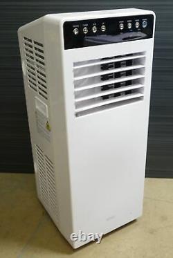 Unboxed Arlec Pa1202gb 12000 12k Btu Home Air Conditioner Air Conditionneur Portable Aircon -white