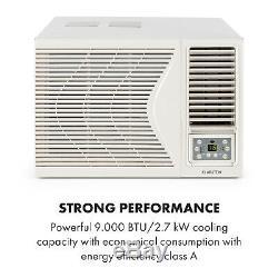 Unité Climatiseur Fenêtre Climatisation Climatisation 9000btu 2.7kw Une Télécommande