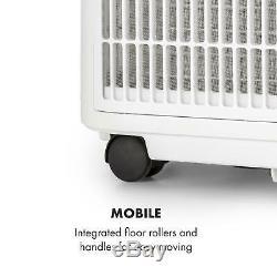 Unité Climatiseur Portable Climatisation 10000btu Blanc Télécommande