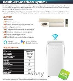 Unité De Climatisation Smart Kyr-35gwithag 12000btu Compatible Avec Alexa & Google