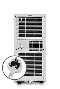 Unité De Conditionnement D'air Portable 9000 Btu R290 Remote 65db Classe A