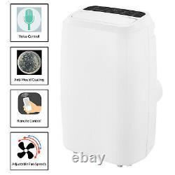 Unité Mobile De Conditionnement D'air 19000btu Portable Voice Remote Timer Kyr55gwithag
