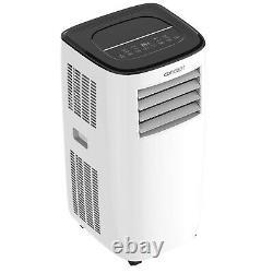 Unité Portative De Climatisation 3in1 10000btu 2.3kw Télécommande Efficace