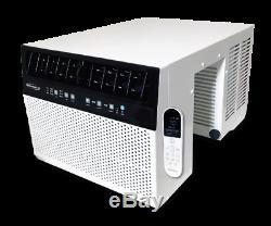 Us Vendeur Kingtec 48v 18-24a Solaire Mini 16000 Btu Split Fenêtre Climatiseur