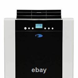 Whynter Arc-14s 14 000 Btu Dual Hose Climatiseur Portable, Déshumidificateur, Ventilateur
