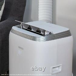 Zanussi Zpac11001 2 En 1 Climatiseur Portable Et Déshumidificateur 11000 Btu